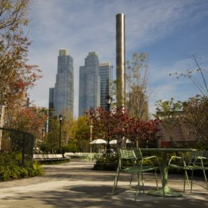 Hudson Boulevard Park Project by MFM Contracting Corp For the New York City Economic Development Corporation 0062