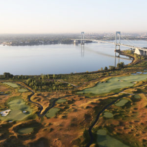 Ferry Point Golf Course 1 1 - Ferry Point Park Golf Course Cover Layer Material Project by MFM Contracting Corp