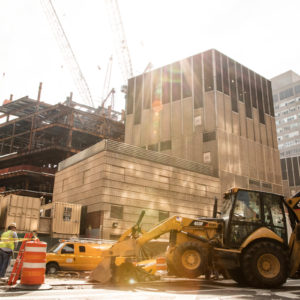 34th Street Transit way – Phase I Construction in NYC by MFM Contracting Corp 01491