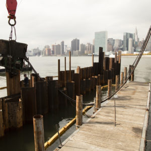 Pier Construction 44th Drive/East River Long Island-MFM Contracting Corp 01631