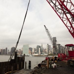 Pier Construction 44th Drive/East River Long Island-MFM Contracting Corp 0170