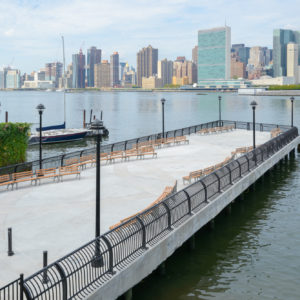 Completed! 44th Drive Pier 1 MFM Contracting Corp Projects around New York City