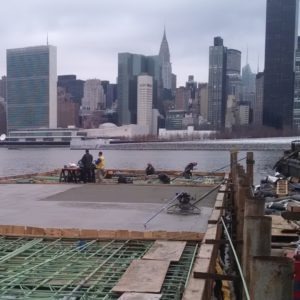 44th Drive Pier 4 MFM Contracting Corp Projects around New York City