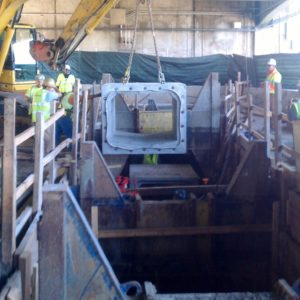 Columbia 12th Ave Sewer 4 MFM Contracting Corp Projects around New York City